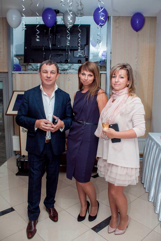 Состоялось торжественное открытие нового отделения «Римское» агентства недвижимости новостроек «Бон Тон»