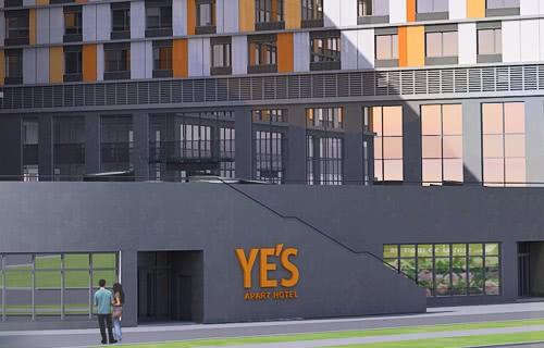 Агентство недвижимости «Бон Тон» объявляет о повышении цен в МФК  YE'S