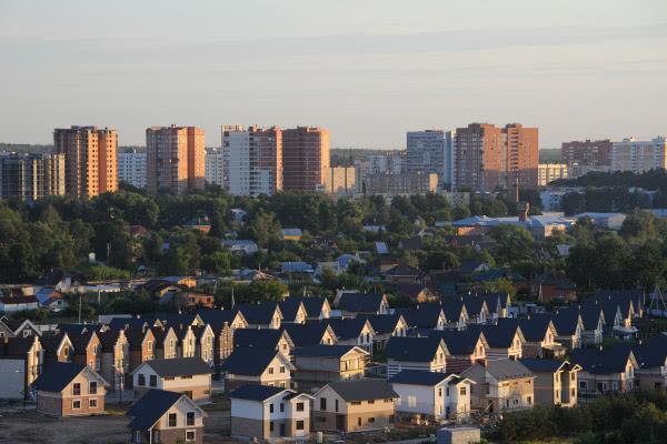Спрос на жилье в «новой» Москве упал почти на 50% по сравнению с 2014 г.