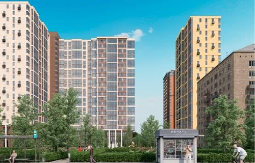 ЖК «Родной город. Каховская»: успейте выбрать квартиру мечты на выгодных условиях!