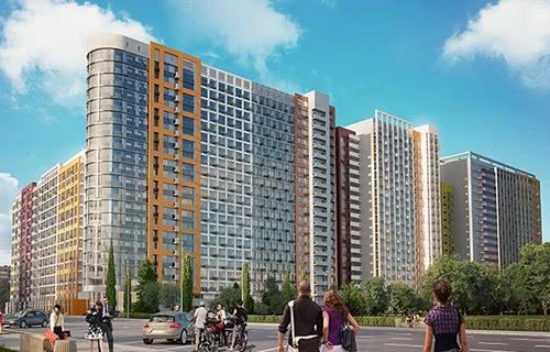 Ход строительства ЖК «Терлецкий парк»