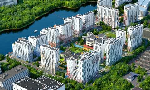 ЖК «Ривер Парк» аккредитован в «Газпромбанке»