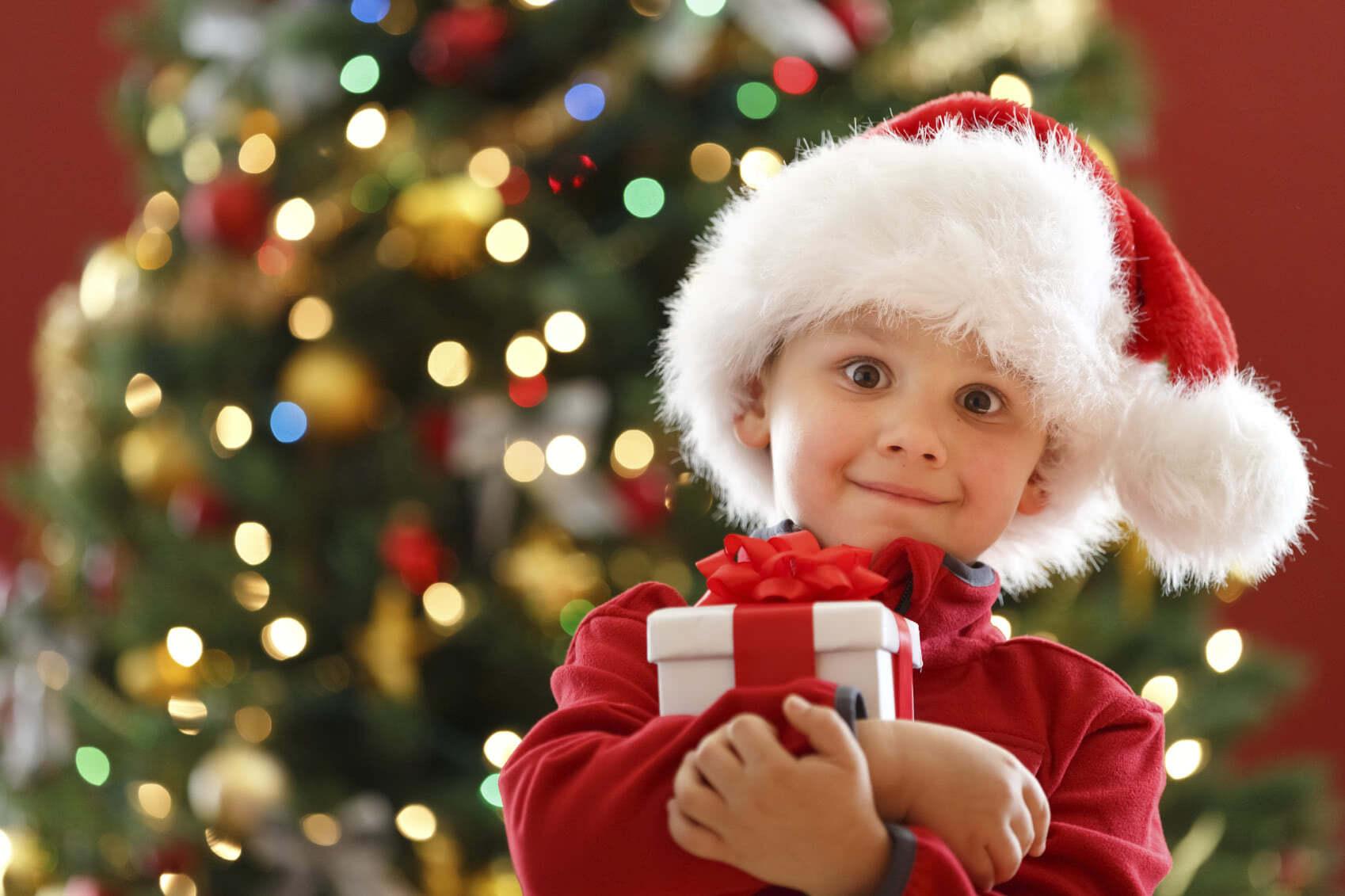 Новогодние подарки от ЖК SREDA!