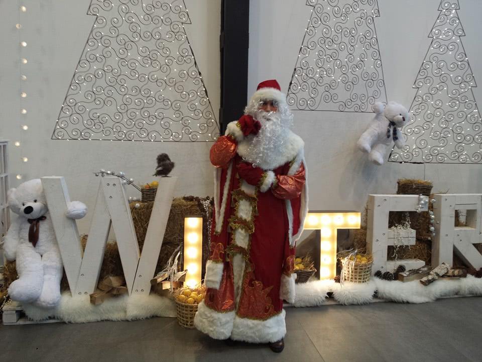 Новый год в офисе продаж ЖК SREDA