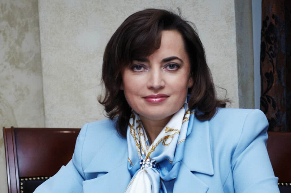 Ирина Радченко, вице-президент Международной академии ипотеки и недвижимости
