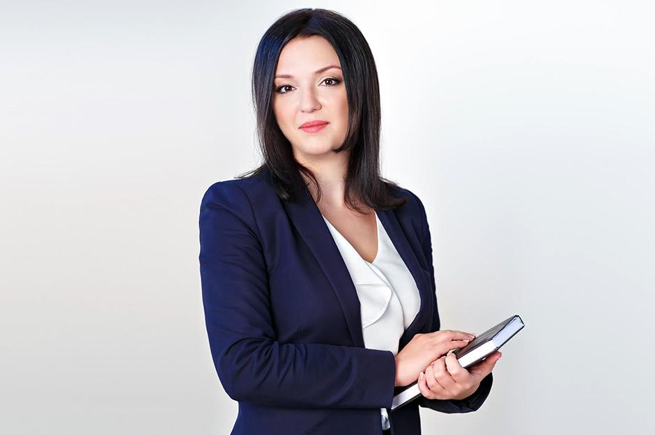 Надежда Коркка, генеральный директор компании «Бон Тон»