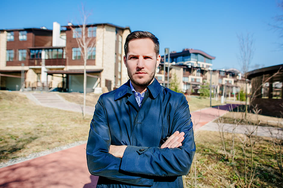 Дмитрий Котровский, партнёр девелоперской компании «Химки Групп»