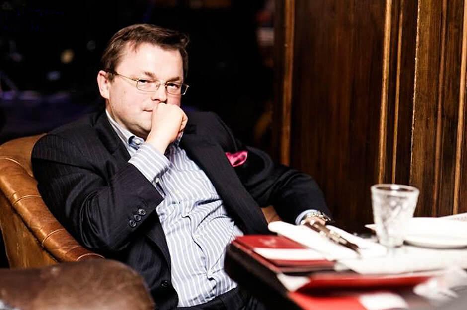 Дмитрий Земсков, управляющий директор компании STRATEGY & DEVELOPMENT
