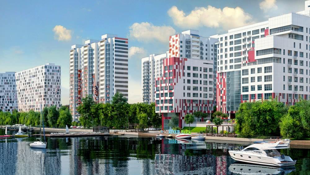 В ЖК «Ривер Парк» в 2015 году реализовано порядка 30 тыс. кв.м жилья
