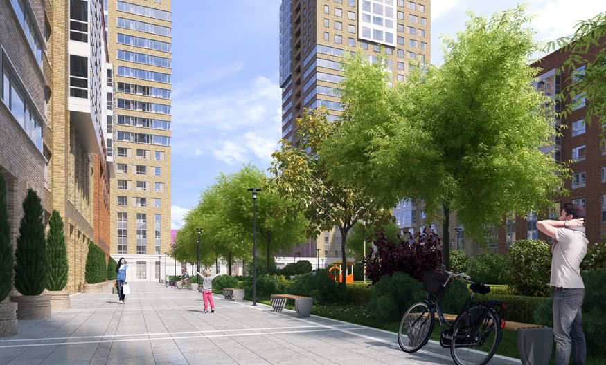 Успейте купить новую квартиру в ЖК SREDA по старым ценам!