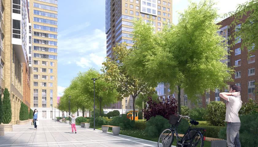 Старт продаж нового объема квартир в ЖК SREDA