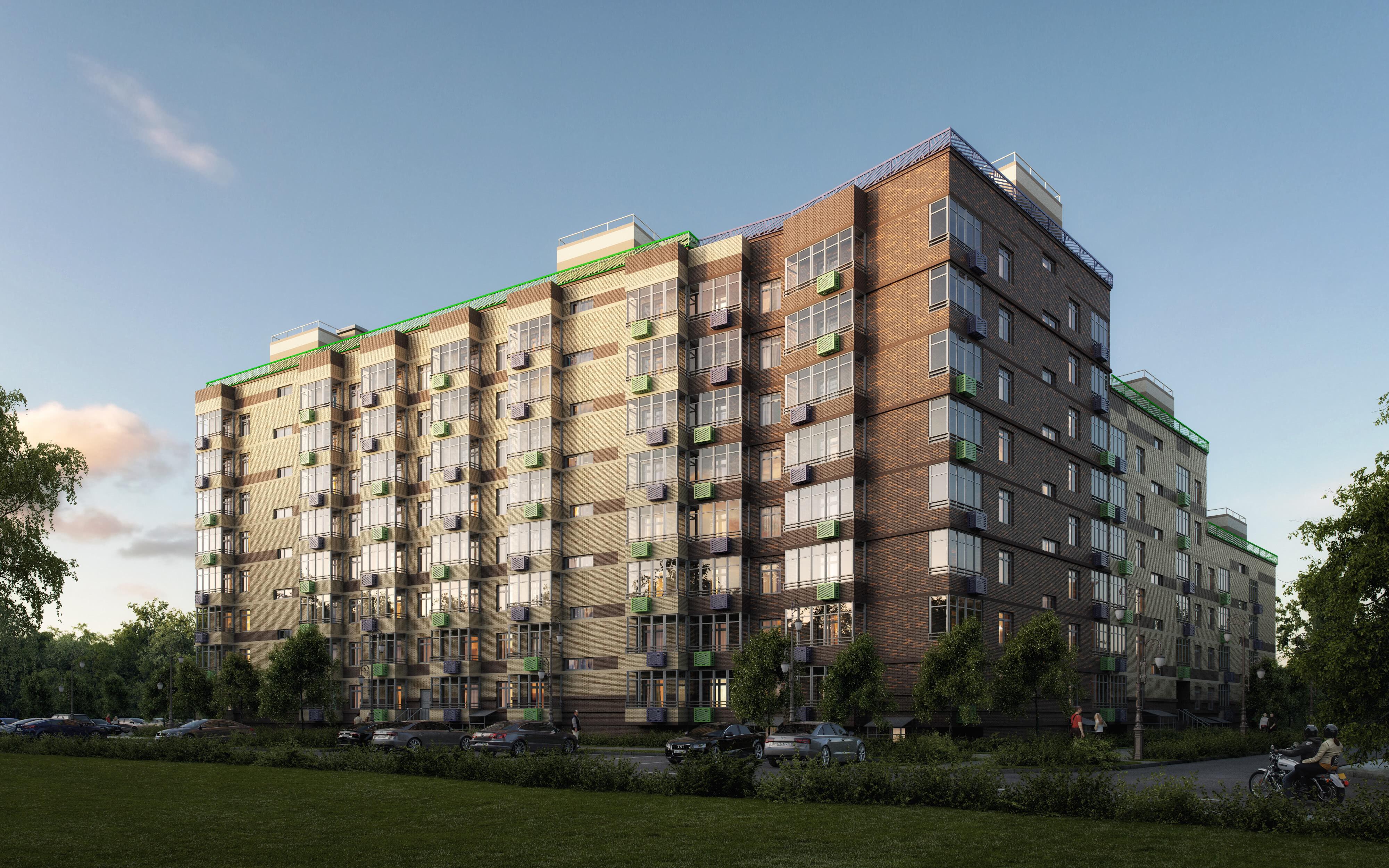 Беспроцентная рассрочка для покупателей квартир в ЖК «Пятницкие кварталы»
